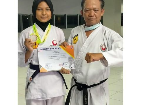 Juara Karate Tingkat Nasional  Virtual